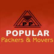 Company Logo For Popular Packers & Movers'