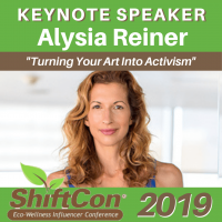 Alysia Reiner- ShiftCon Eco-Wellness Influencer Conference
