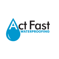 Sump Well & Pump - Act Fast Waterproofing Logo