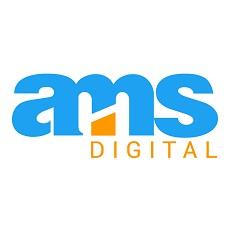 Company Logo For Digital Marketing Company | AMS DIGITAL'