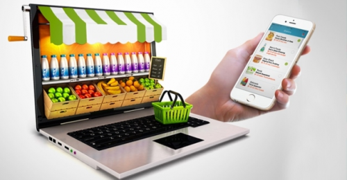 Online Grocery'