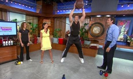 CW 11 Live Workout'