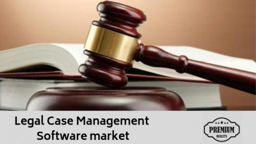 Legal Case Management Software market'