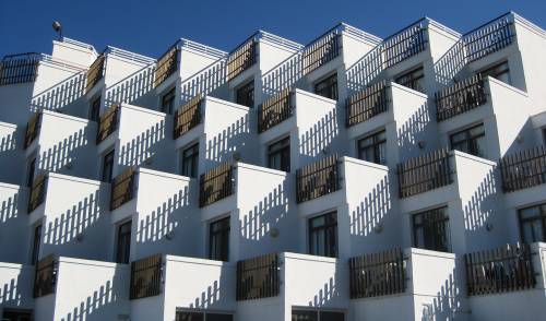 Modular Construction for High Rise Buildings'