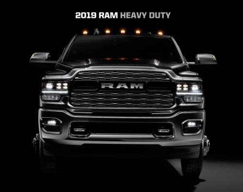 2019 Ram Heavy Duty'