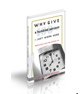 Why Give 100 Percent'