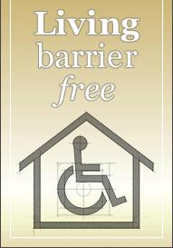 Logo for livingbarrierfree'