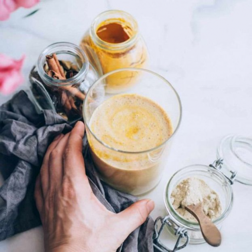 Beauty-Boosting Beverages'