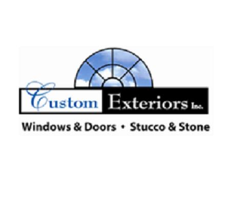 Company Logo For Custom Exteriors, Inc'