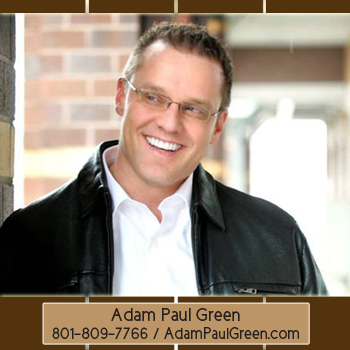 Adam Paul Green 801-809-7766 http://adam@adampaulgreen.com'