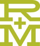 R+M logo'