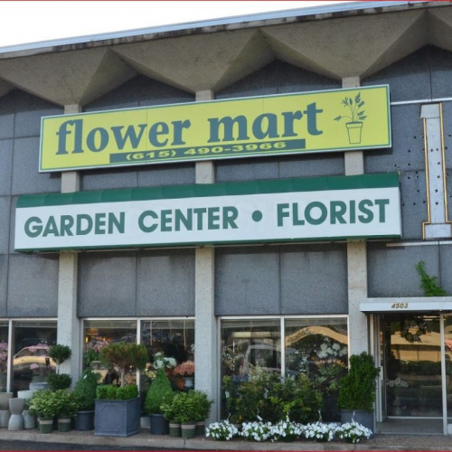 Company Logo For Flower Mart By Sunrise'