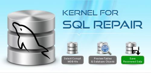 Kernel for SQL Repair'
