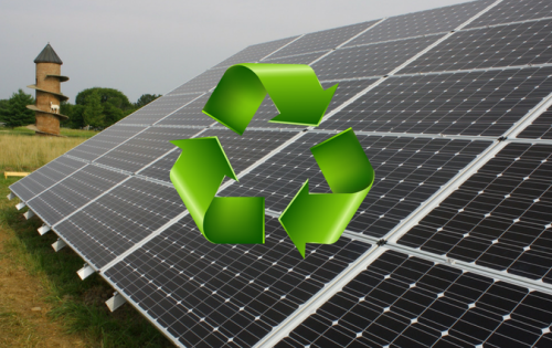 Solar Panel Recycling Management Market'