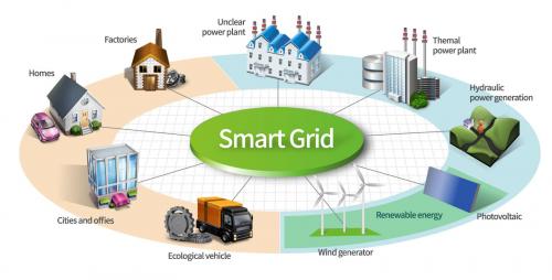Smart Grid Networking'