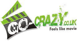 Logo for GoCrazy'
