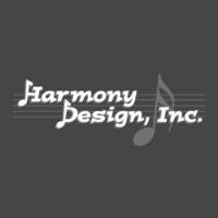 Harmony Design Inc. Logo
