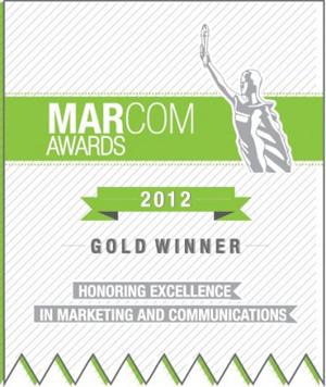 MarCom Gold Winner - TheeDesign Studio'
