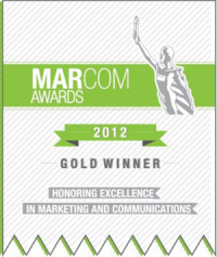 MarCom Gold Winner - TheeDesign Studio