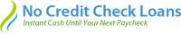 PaydayNoCreditCheckLoans.com Logo