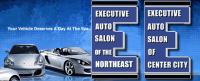 Executive Auto Salon Logo