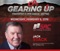 Jack Stack to Speak at MAM Gearing Up Conference