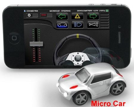 Zen Wheels Micro Car'