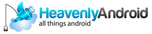 Heavenly Android Logo'