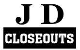JD Closeouts, LLC Logo