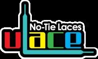 U-Lace No-Tie Sneaker Laces Logo