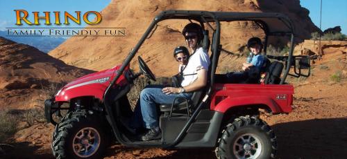ATV Adventures'