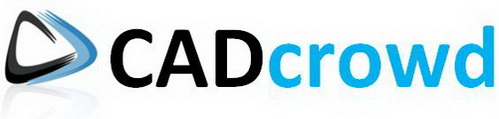 Logo for CAD Crowd'