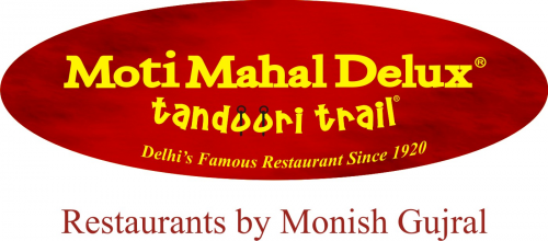 Logo for Motimahal delux Restaurants'