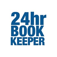24hr Bookkeeper Logo