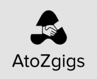 AtoZgigs Logo