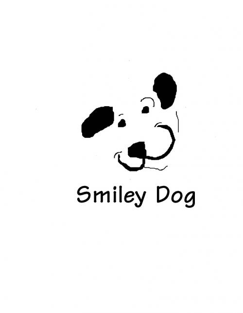Smiley Dog'