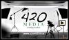 420MEDIA logo'
