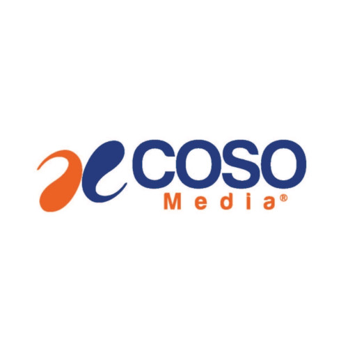 Company Logo For COSO Media'