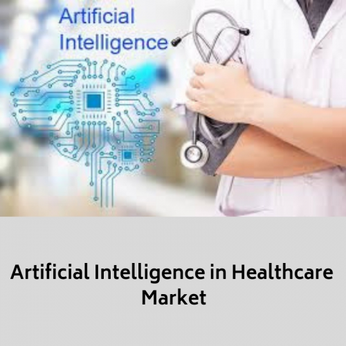 Artificial Intelligence in Healthcare Market'