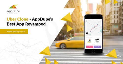 Appdupe Uber Clone'