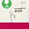 """The Character of God"" Album Cover'"
