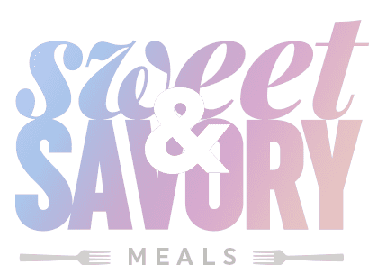 Company Logo For Sweet and Savory Meals'