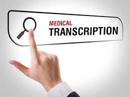 Medical transcription'