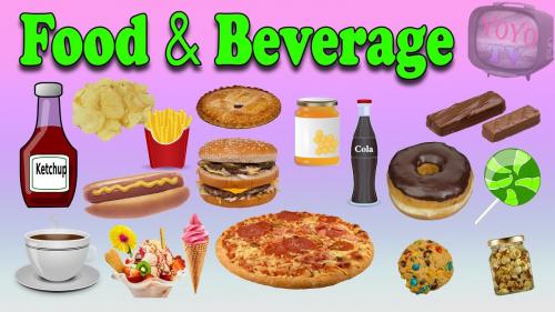 Kids Food And Beverages Market'
