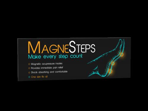 MagneSteps Insoles'