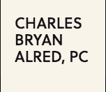 Charles Bryan Alred, PC'