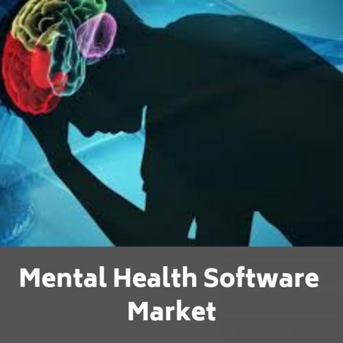 Mental Health Software Market'