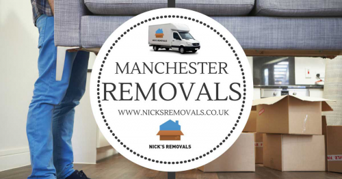 Company banner For Nicks Removals'