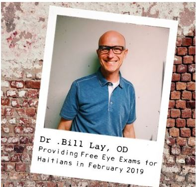Dr Bill Lay from Lewis Center'