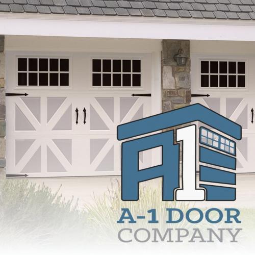 Company Logo For A-1 Door Company'